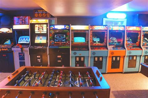 arcade room 80s arcade images