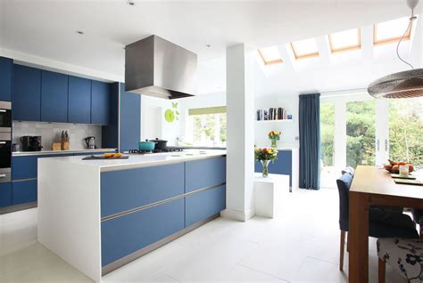 Designerpaint by Design Trend Blue Kitchen Cabinets Amp 30 Ideas To Get You