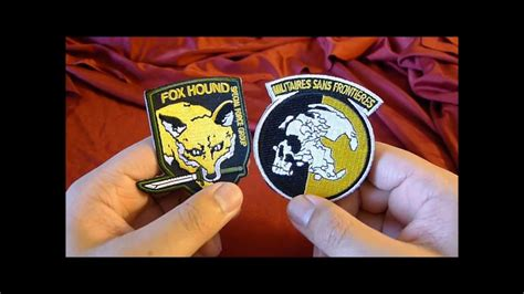 metal gear solid foxhound and militaires sans fronti 232 res