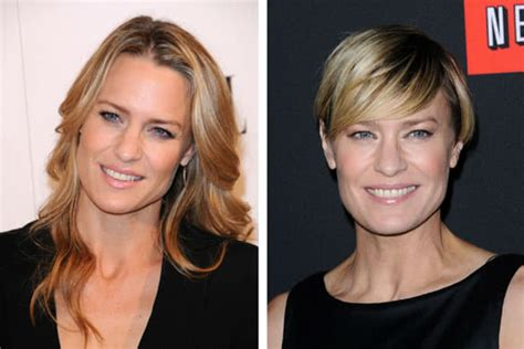 robin wright just before she cut her hair robin wright haircut the ultimate guide