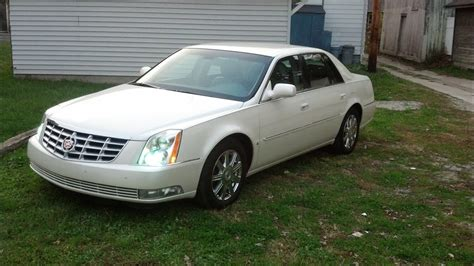 08 Cadillac Dts by Logo Lights Installed On 08 Cadillac Dts