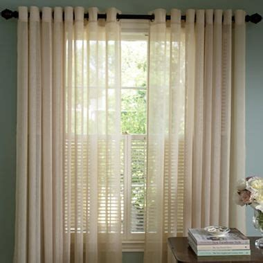 jcp window coverings american living aiden grommet top window treatments