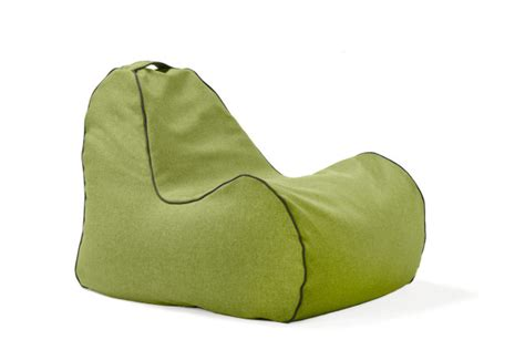 design milk bean bag win a modern bean bag chair from lujo design milk