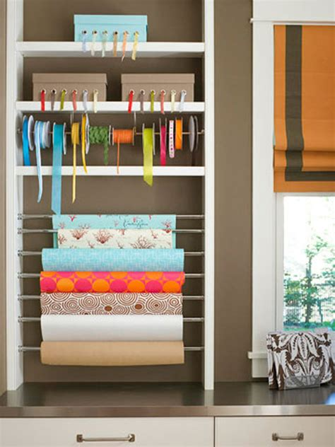 craft paper storage ideas 8 clever craft storage ideas the decorating files