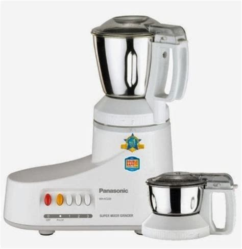 Mixer Panasonic panasonic juicer mixer grinder price list in india 02 04 jul 2017