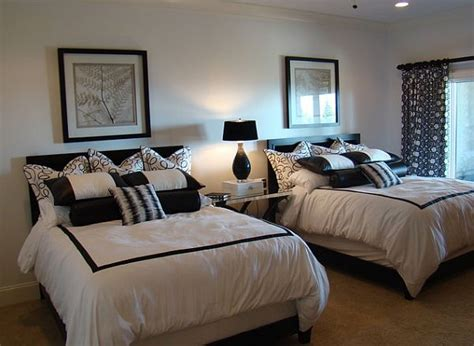 guest room with beds modern guest room designs decorating ideas
