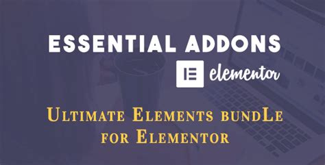 essential addons for elementor v1 2 0 free