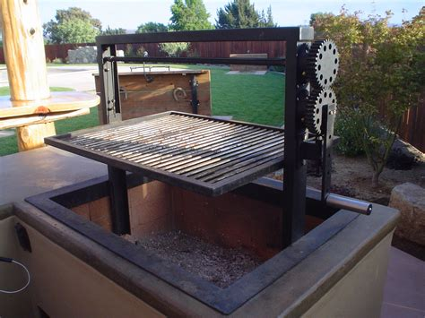 Handmade Bbq Grill - 1000 images about bbq grills on santa