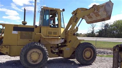 Caterpillar Wheel Loader 926e cat 926e wheel loader s n 94z03984