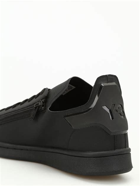 Adidas Y 3stan Zip Sneakers by Stan Zip Unlined Sneakers By Adidas Y 3 Trainers Ikrix