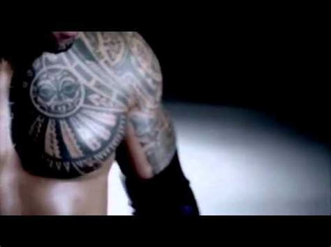 the untold story behind the rock s tattoo youtube