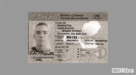Number Lookup Ontario Ontario Drivers License Number Formula