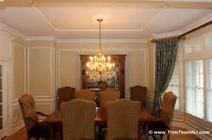 Wainscoting Wall Panels Wainscot And Picture Frames Traditional Dining Room