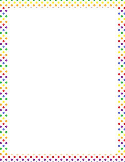 dot pattern border resultados de la b 250 squeda de im 225 genes polka dot border