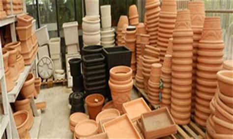 terracotta vasi vasi e sottovasi in terracotta plastica ceramica