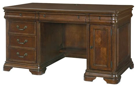 Small Executive Office Desks Home Office Small Executive Desk Traditional Desks And Hutches By Smartfurniture