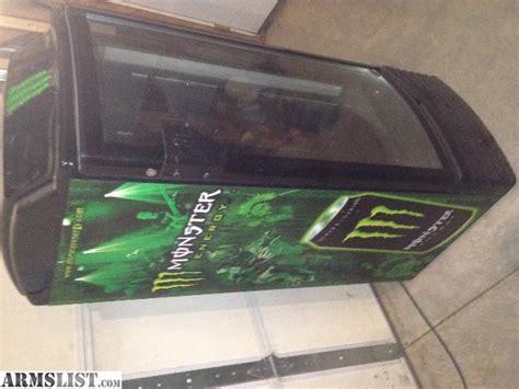 Monster Energy Gear Giveaway - armslist for sale monster energy fridge man cave