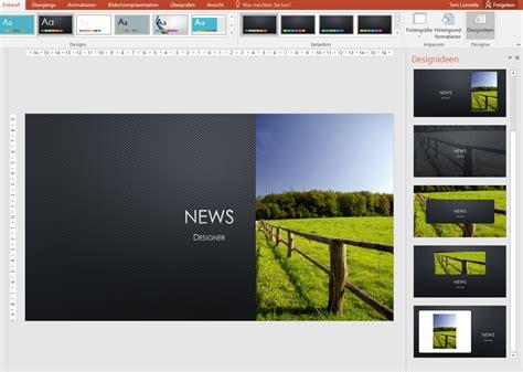 design for powerpoint 2016 erfrischende neuerungen in powerpoint 2016