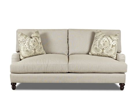 Sofas With Cushions by Traditional Stationary Sofa With T Cushions And Charles Of