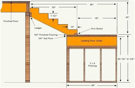 Stair Design Calculator by How To Make Or Build A L Shaped Staircase Free Stair
