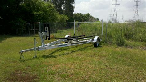 18 foot boat trailer images frompo - Trailer For 20 Foot Boat