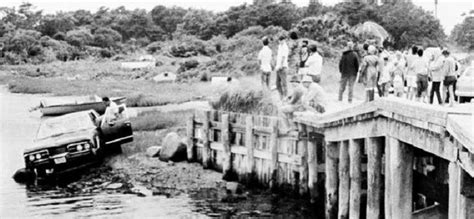 Chappaquiddick Tragedy The Chappaquiddick Incident 1969 Devastating Disasters