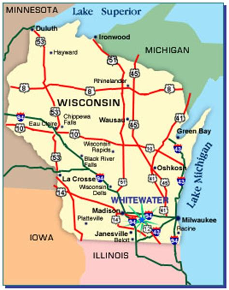of wisconsin whitewater profile presents whitewater wisconsin