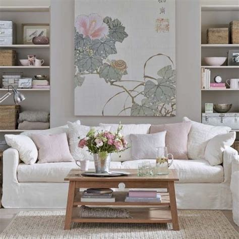 14 X 17 Living Room Layout Pink And White Traditional Livingroom With Beautiful