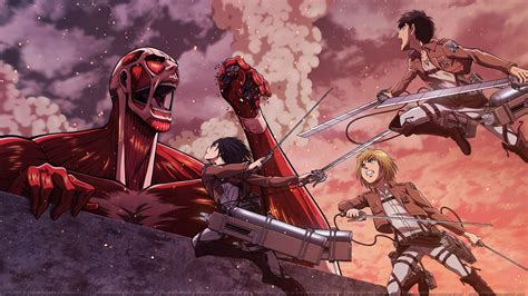 shingeki no kyojin wallpaper hd 1920x1080 attack on titan full hd wallpaper and background image