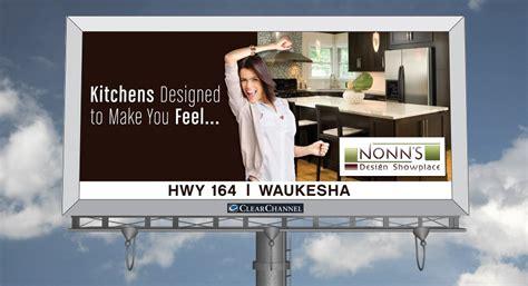 Best Outdoor Kitchen Designs billboard advertising quot yeah quot for nonn s by pop dot