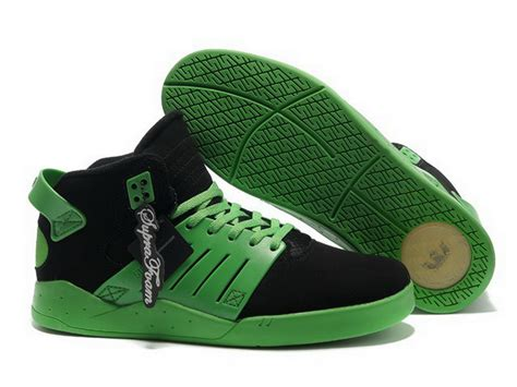 green and black shoes clearance classic combination skytop 3 mens green black
