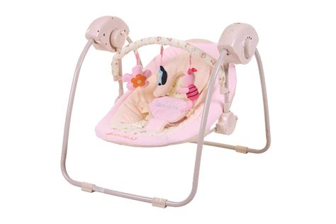 pink baby bouncer swing baby bouncer swing cangaroo baby swing pink