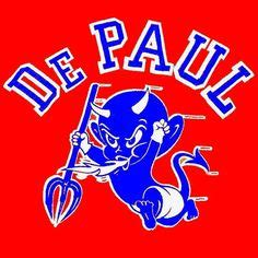 Depaul Search Depaul Vintage Logo Search Vintage Logos Vintage Logos And