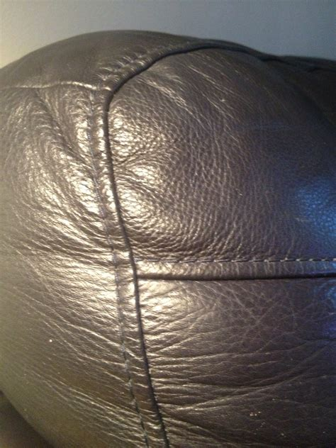 Pigmented Leather Sofa by Pigmented Micro Or Semi Aniline Pebble Grain Help