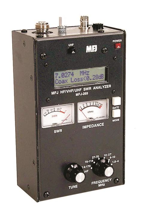mfj  digital antenna analyser ebay