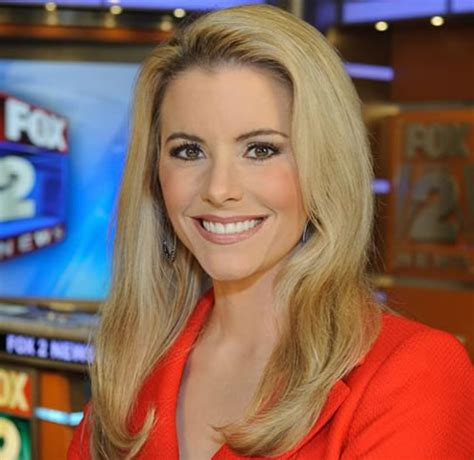 detroit fox 2 news anchors women tv contract 187 amy andrews
