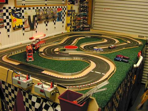 Design Your Own Home Builders by Building Slot Car Tracks By Mike Nyberg