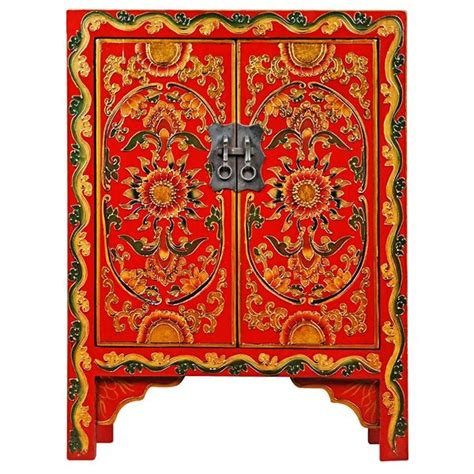 tibetan home decor tibetan hutch side table home decor accessories