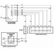 Service Manual 2003 Jaguar X Type Heater Blower Replace