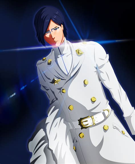 The Prince Of Light uryu ishida joins quincy army prince of light