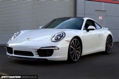 Porsche K W by Project 991 The Balancing Act Speedhunters