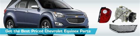 chevrolet equinox parts partsgeek com