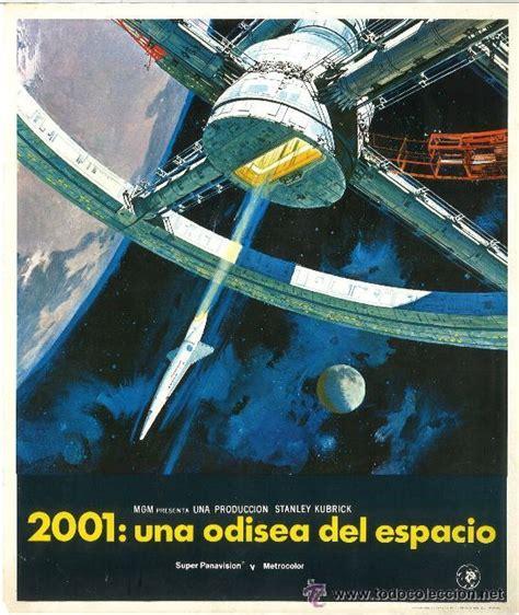 2001 una odisea 2001 una odisea del espacio stanley kubrick pos comprar ciencia ficci 243 n folletos de mano de