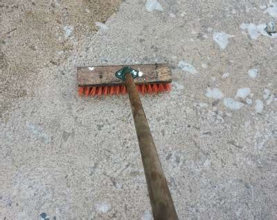 patio cleaning brush how to clean and maintain a patio or paved area diy doctor