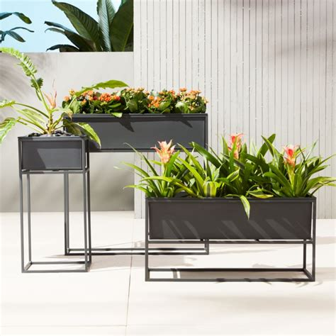 kronos outdoor raised planters cb