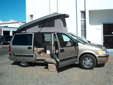 Caravan Awnings Parts Gtrv Toyota And Chevy Pop Top Conversions Country Homes