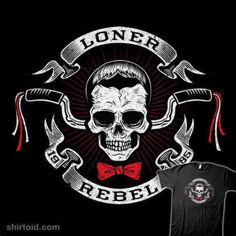 the rebel rider shirtoid