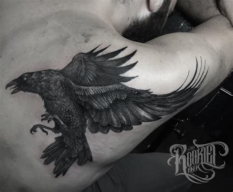 ravens tattoo 63 tattoos ideas