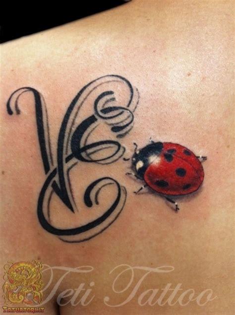 meravigliosi tatuaggi coccinelle i piu belli del web e