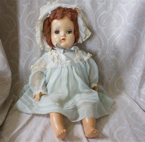 composition baby doll all original composition baby doll sold on ruby